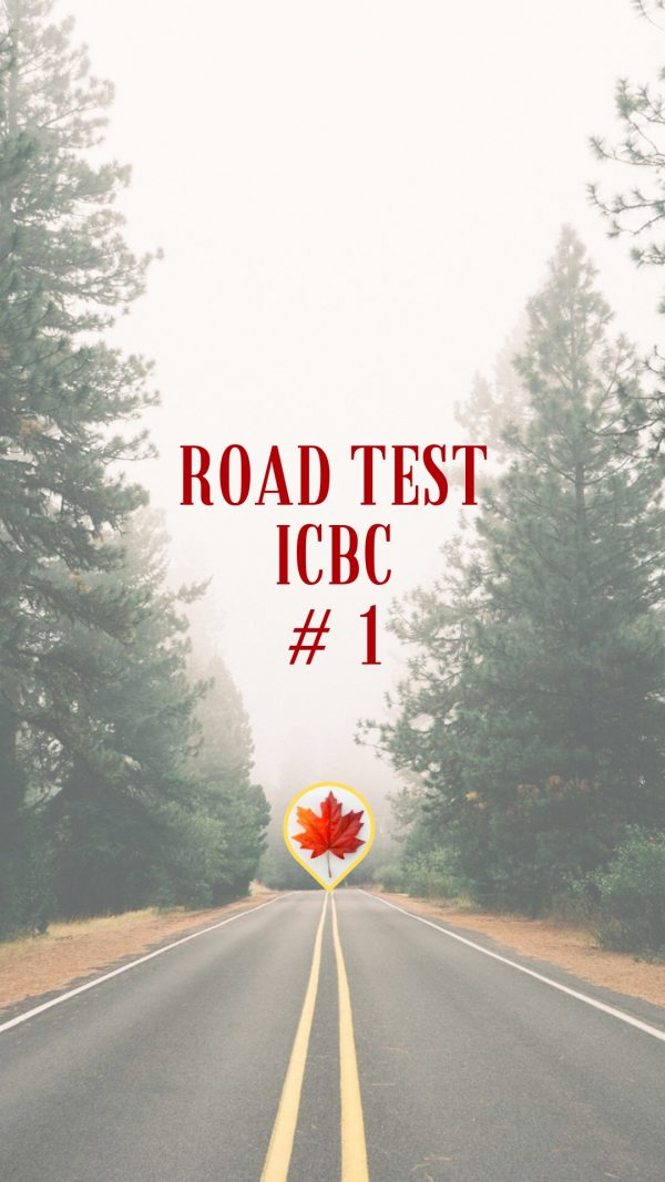 Road Test do ICBC – Casal Nerd no Canadá